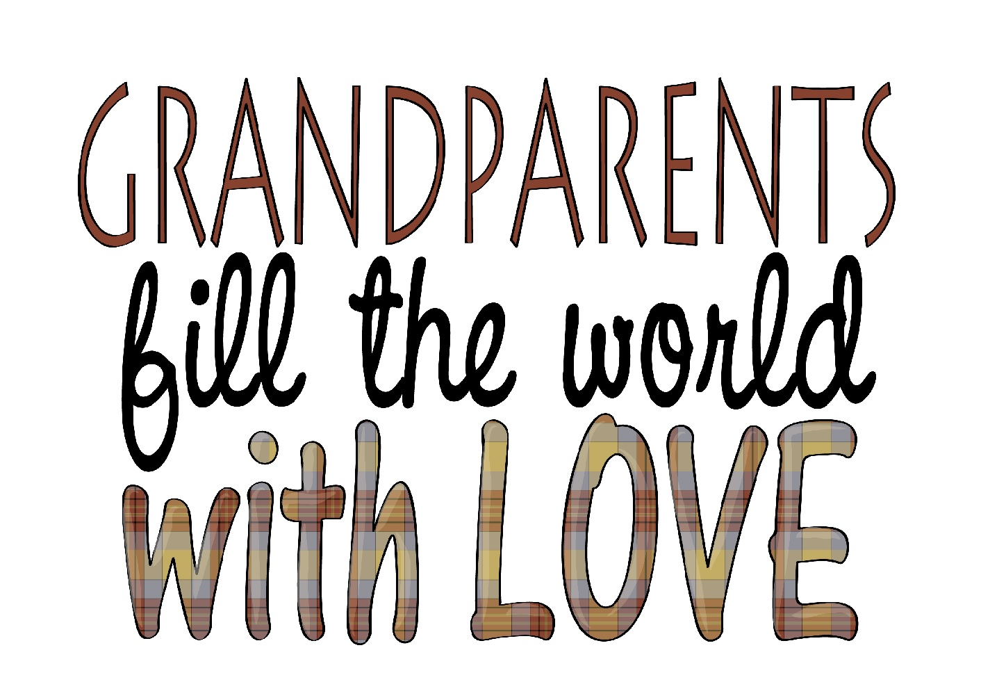 Appreciating Grandparents