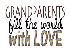 Appreciating Grandparents