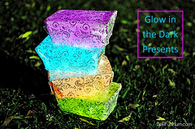 Glow In The Dark Presents