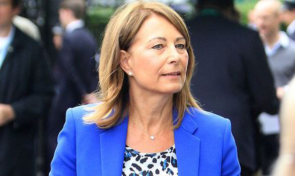Carole Middleton Column