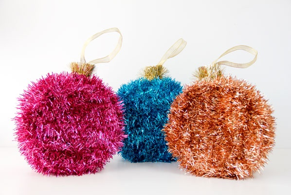 DIY Ornament Pinatas