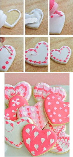 Cookie Hearts