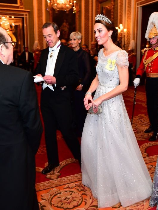 Duchess of Cambridge Looks Dreamy