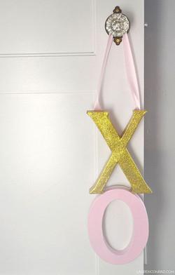 XO Door Hanger