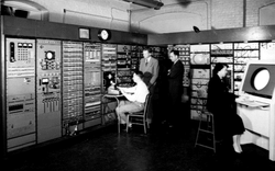 A History Of The First Computers
