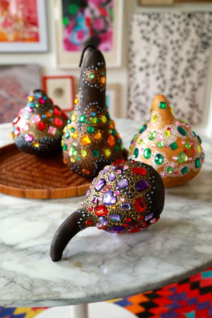 Dazzling Gourds