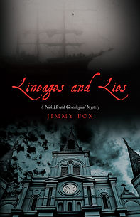 Lineages and Lies by Jimmy Fox