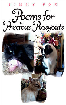 Poems for Precious Pussycats by Jimmy Fox