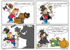 BAS en BOE  Halloween