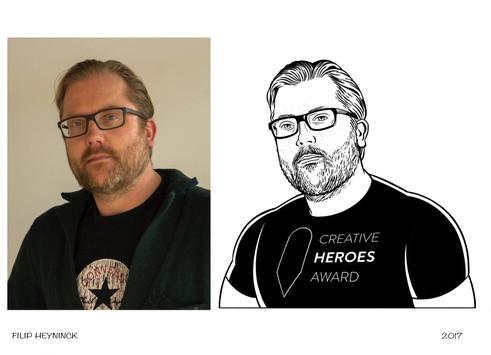 creative heroes award Nederland