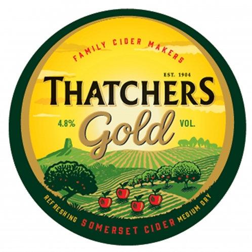 Thatchers Gold 4.8%