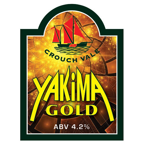 Crouch Vale Yakima Gold 4.2%