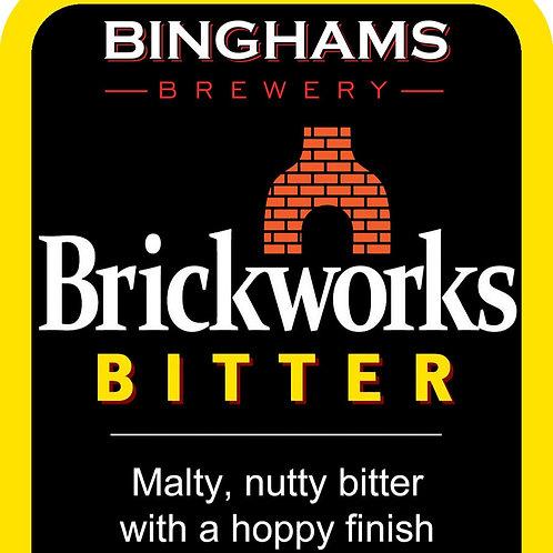 Binghams Brickworks Bitter 4.2%