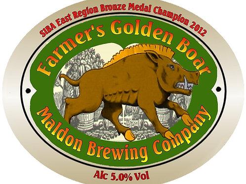 Maldon Golden Boar 3.8%