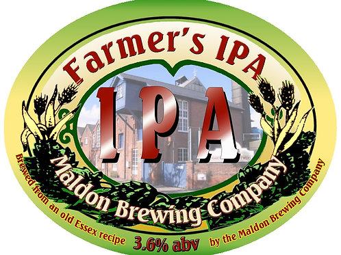 Maldon Farmer's IPA 3.6%