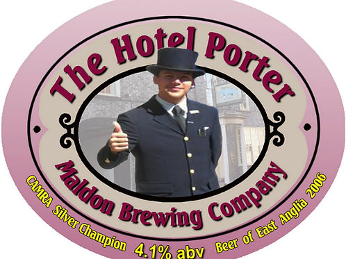 Maldon The Hotel Porter 4.1%