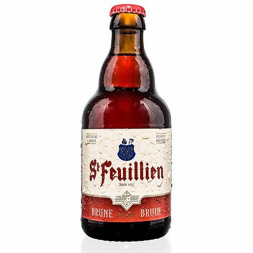 St. Feuillien Brune 8.5%