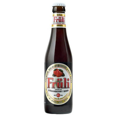 Fruli Strawberry 4.1%