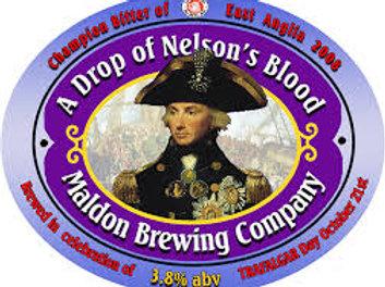 Maldon A Drop of Nelson's Blood 3.8%