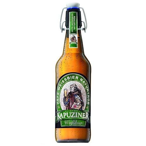 Kapuziner Hefe-Weisse Bier 5.4%