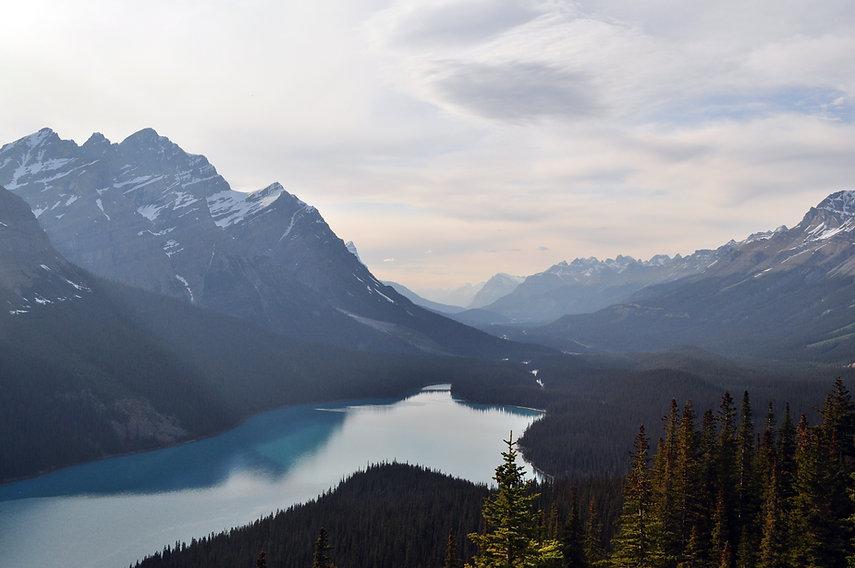 Berg och sjö