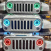 Jeep wrangled led headlight convention.