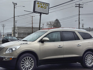 Buick Enclave gets some Sony love !