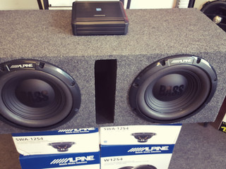 Bass packages on special! Perfect for Holliday gifts! Stop my the shop to check them out!