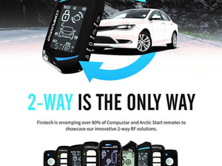 Compustar has a whole new line up of 2way remotes !  call for a quote on your vehicle 203-248-4300 T