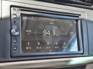 BMW x5 Apple Carplay install