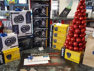 Good Morning! Give the gift of a remote car starter! I have units and gift certificates available.