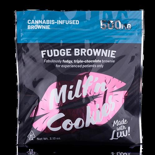 Super Brownie (500MG THC) - Milf N Cookies