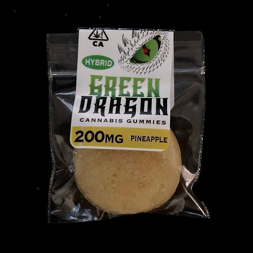 Green Dragon 200mg Hybrid Gummy - 4 for $50