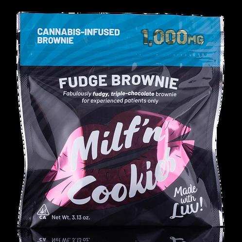 Super Duper Brownie (1000MG THC) - Milf N Cookies
