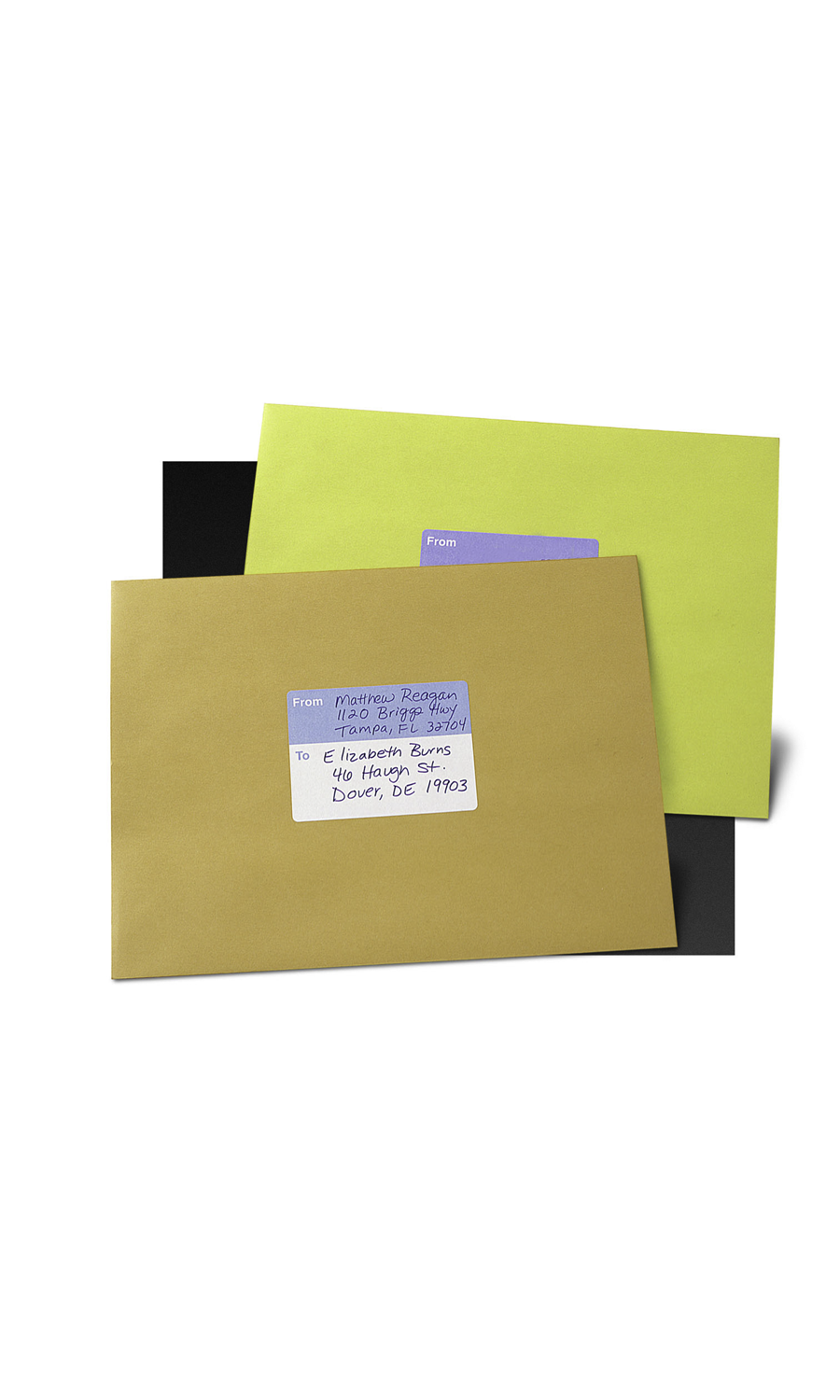 Envelope Labeling