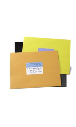 Envelope Labeling