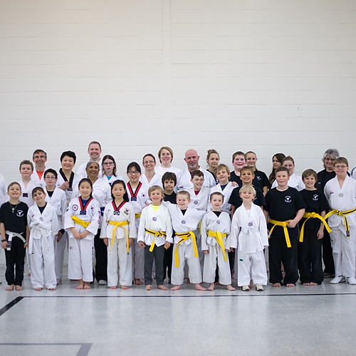 Taekwondo Group Pictures