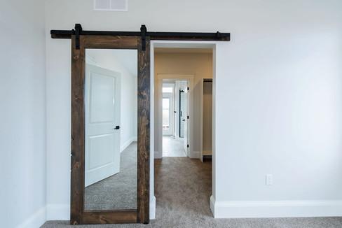 Custom Carpentry, sliding door