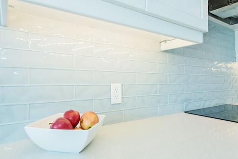 Tile/backsplash Installation