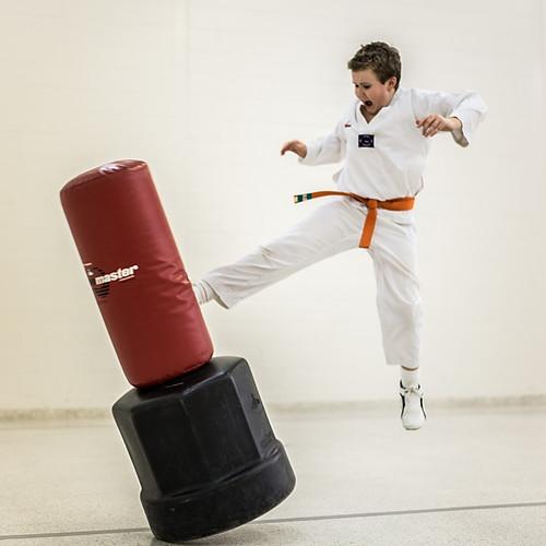 Taekwondo -pictures of Clark Hayward