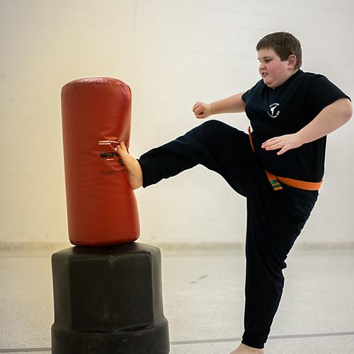 Taekwondo Jeremy James