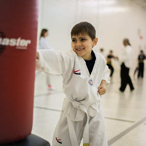 Taekwondo Mateo Tavani