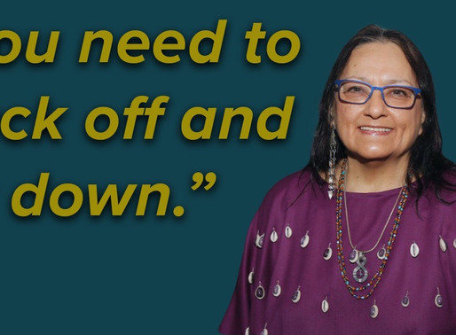 "Harjo: Chief Chuck Hoskin needs to ""back off and sit down"" on tribal sovereignty issue"