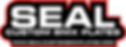 Seal Custom Bmx Plates