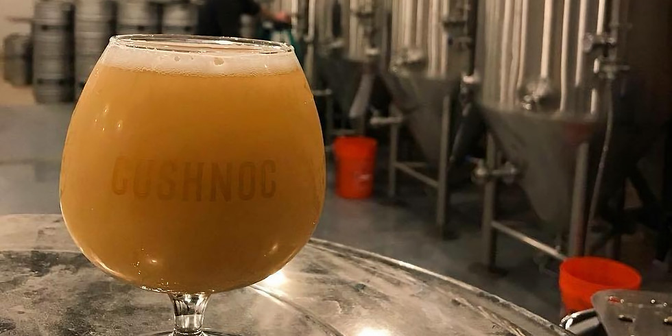 Behind the Scenes: Cushnoc Brewing Co.