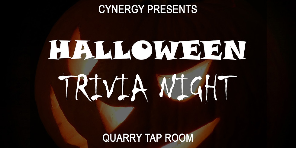 Trivia For A Cause: Halloween Trivia for the Theater at Monmouth
