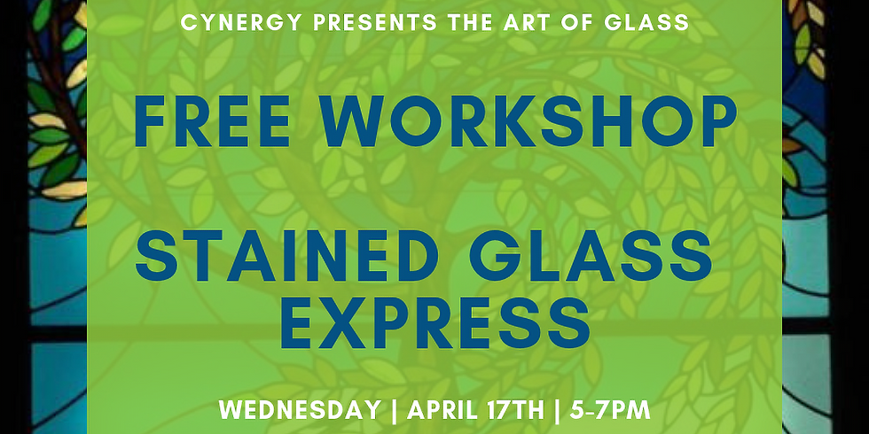 Free Stained Glass Workshop