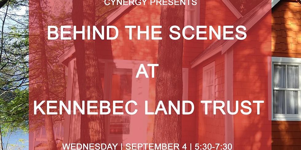 Behind The Scenes: Kennebec Land Trust