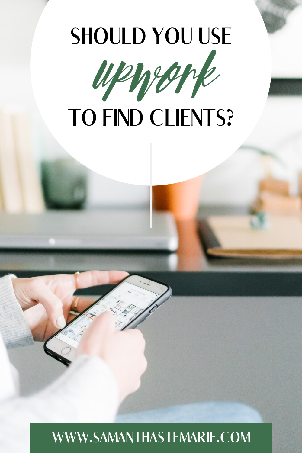 Is upwork with it and will is actually help you find clients?