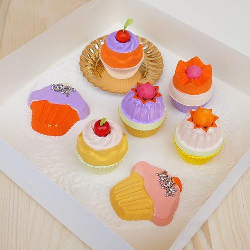 Cupcake à peindre